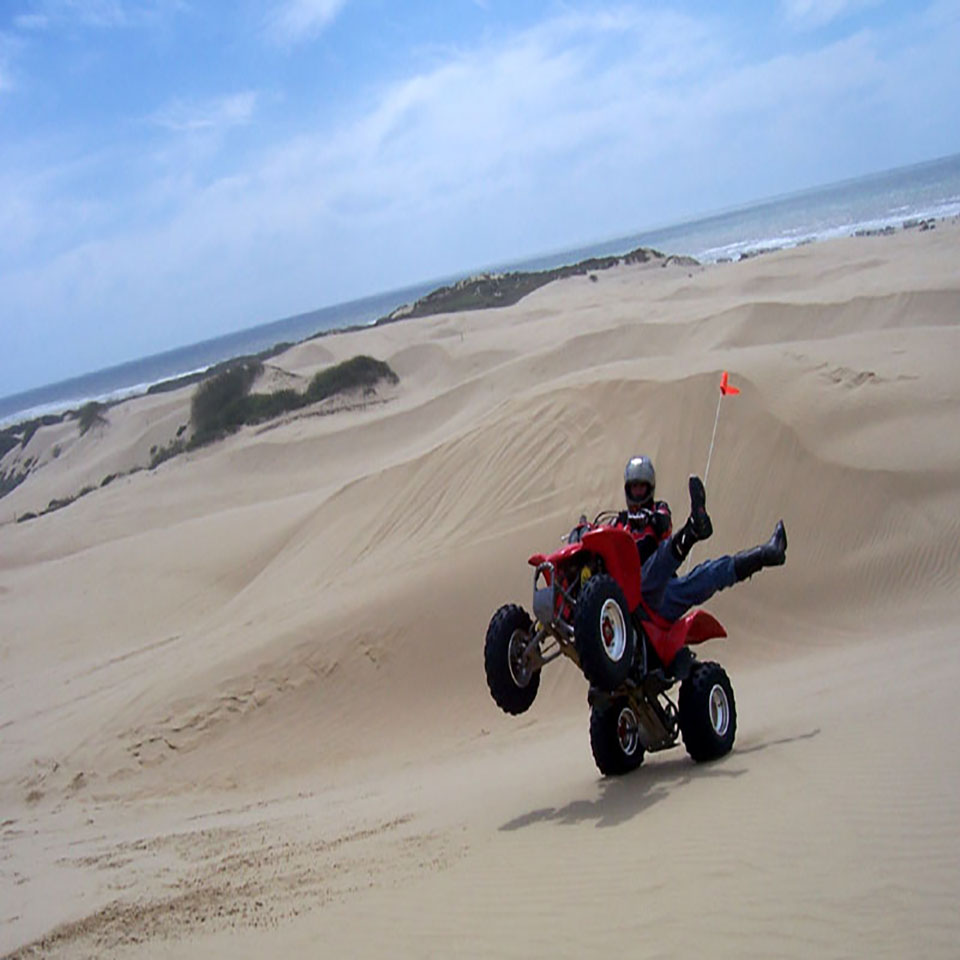 one stop adventures quad bike tricks