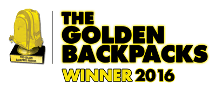 Golden Backpack Winner 2016