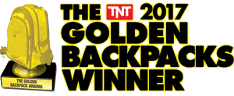 Golden Backpack Winner 2017