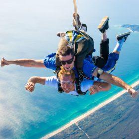 15000ft Skydive Byron Bay