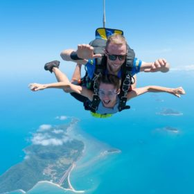 15000ft Skydive Mission Beach