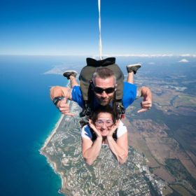 15000ft Skydive Noosa