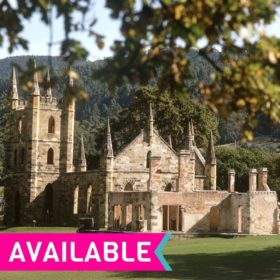 Port Arthur Active Day Tour