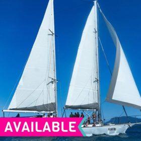 Ocean Free Great Barrier Reef Green Island Sailing Trip