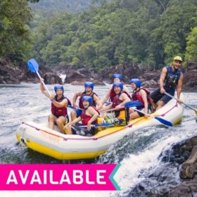 Tully Sports Rafting