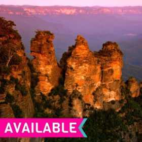 Blue Mountains Sunset Tour