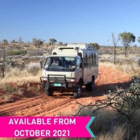 3 Day 2 Night 4WD Red Centre Goanna Dreaming Adventure