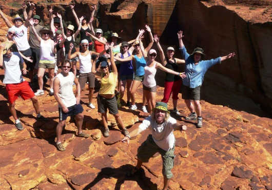 Alice Springs To Melbourne Tours