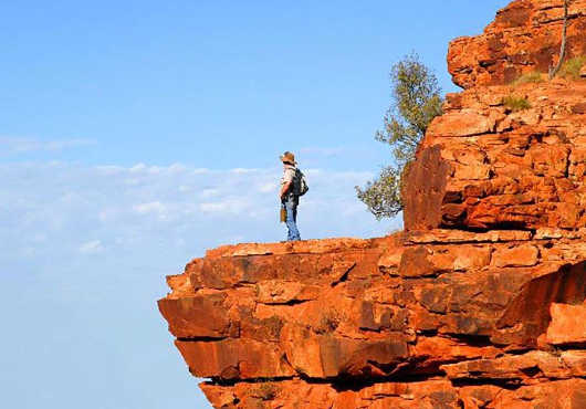 Melbourne to Alice Springs Tours