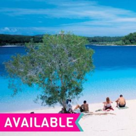 3 Day 2 Night Fraser Island 4WD Tag-Along Camping Tour from Rainbow Beach!