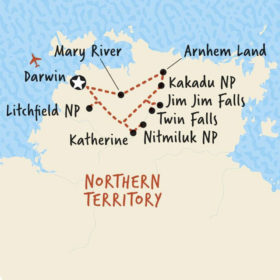 5 Day Top End and Arnhem Land Adventure tour