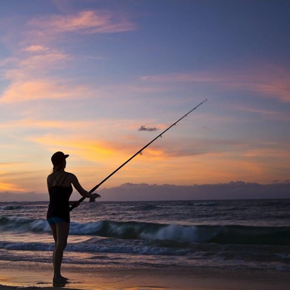 fraser island fishing
