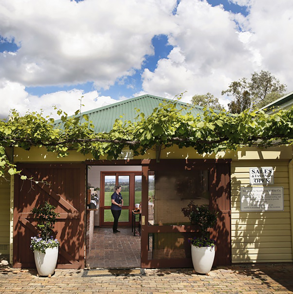 hunter valley winery tours scarboroughs