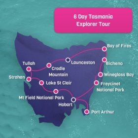 Explorer 6 Day Tasmania Tour
