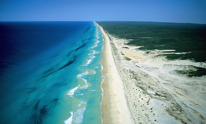 fraser island east coast tours