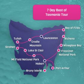 The Best of Tasmania 7 Day Hobart to Hobart Tour