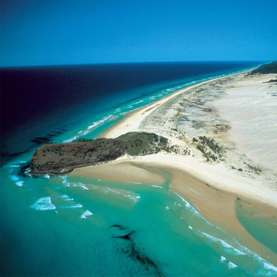 Fraser Island Australia: Fraser Island Guided Tour 2 Days 1 Night