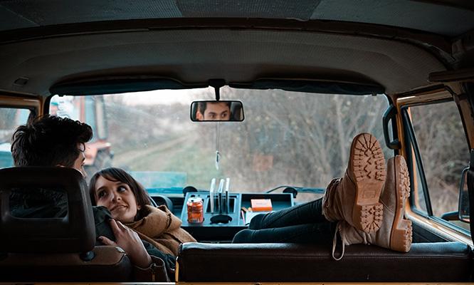 Campervan Australia Road trip