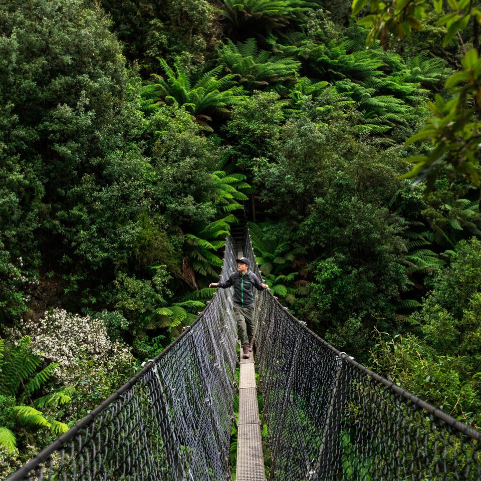 Breathtaking walks in Tasmania