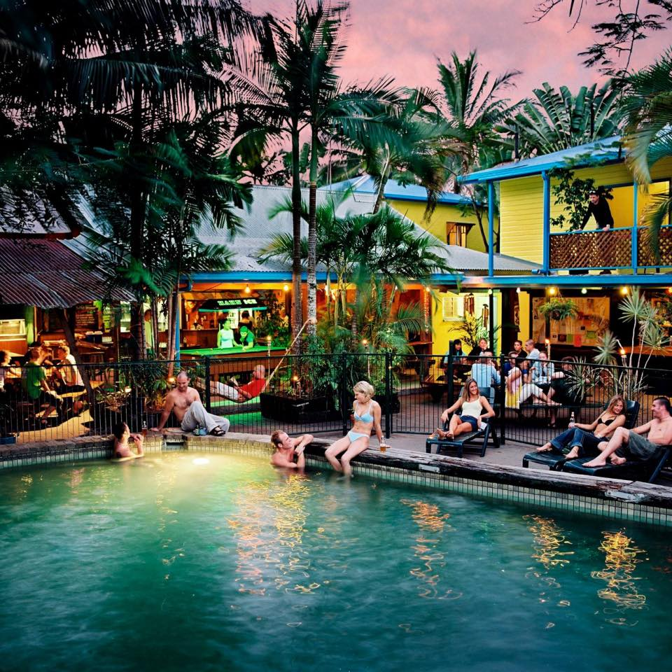 Pool Cairns Calypso