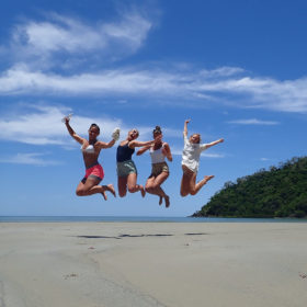 Beach Photo Cape Tribulation