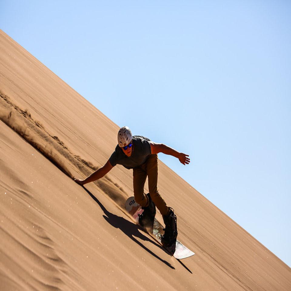 One stop adventures sandboarding western australia