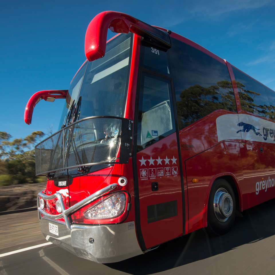 Travelling Australia with Greyhound - One Stop Adventures