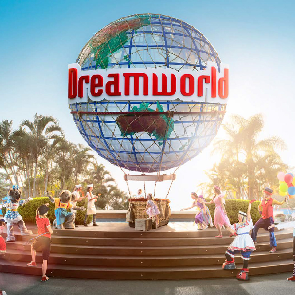 Dreamworld and white water world entry ticket one stop adventures dreamworld australia gumiabroncs Choice Image