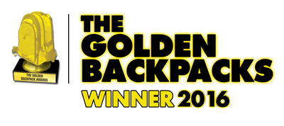 Golden Backpack Awards 2016 Winner