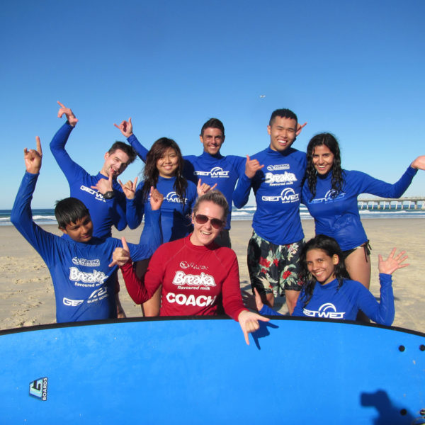 Learn to Surf on the Gold Coast! - 2 hour beginner surf lesson (Morning)