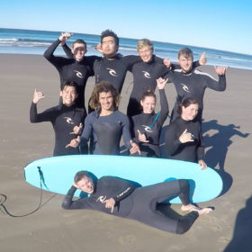 Ultimate Learn to Surf Weekend with Surf Camp Australia