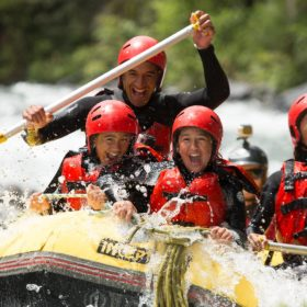 Extreme Package Rafting + Bungy Including 3 nights accommodation!