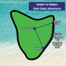 Hobart to Hobart tour