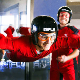 IFLY Indoor Skydiving Intro Package