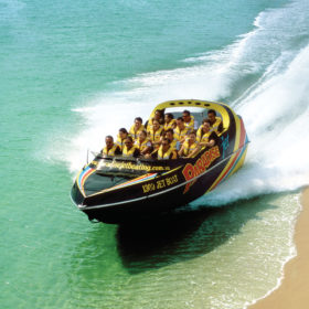 Gold Coast Jet Boat package - 2 nights plus Paradise Jet Boating