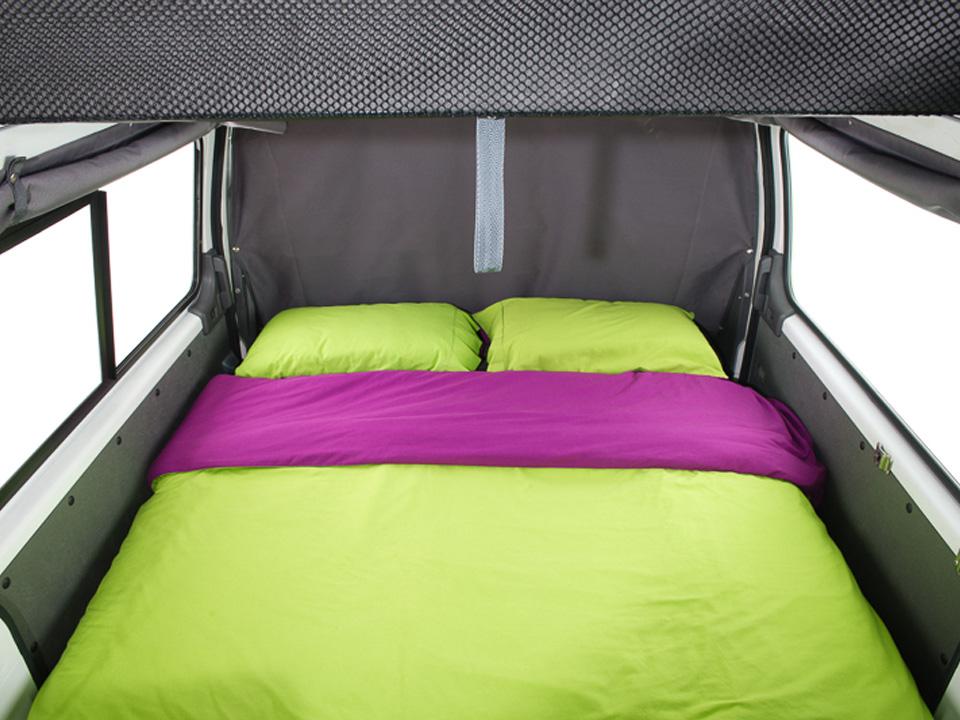 Jucy condo bed