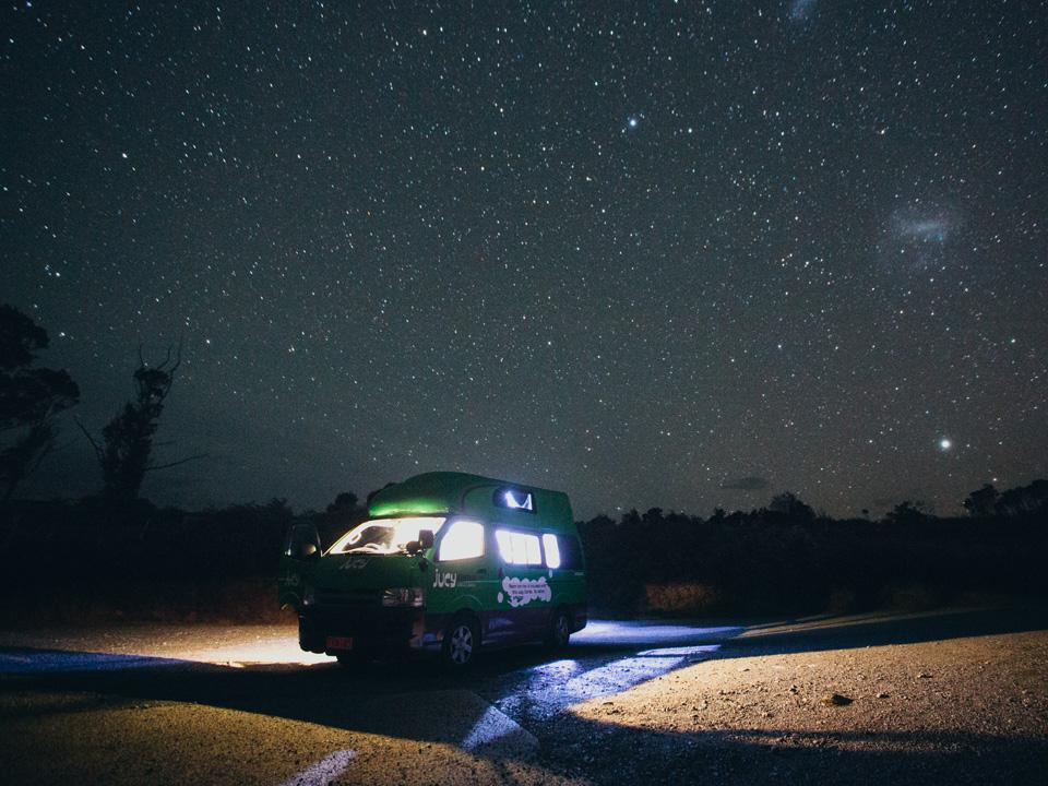 Jucy at night