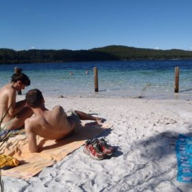 3 Day 2 Night Fraser Island Fully Guided Tour start in either Hervey Bay or Rainbow Beach!
