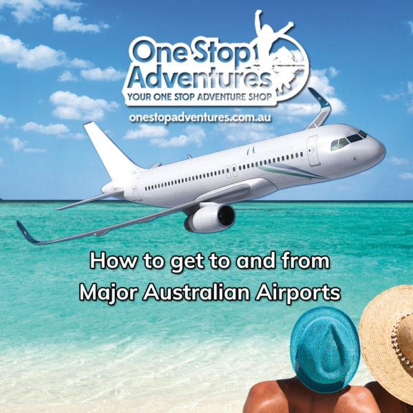 Major Australian Airports