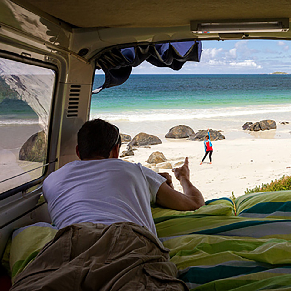 tour campervan
