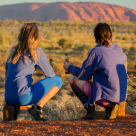 3 Day 2 Night Red Centre Dreaming Budget Safari - with Pre and Post accommodation