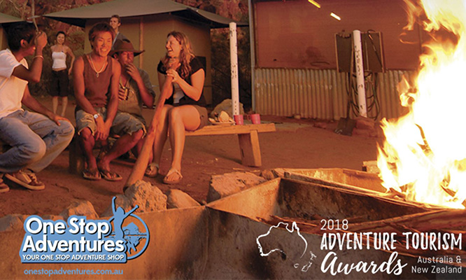 Adventure Tourism Awards One Stop Adventures
