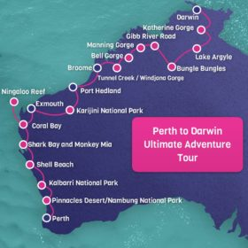 22 Day Perth To Darwin Ultimate Adventure!