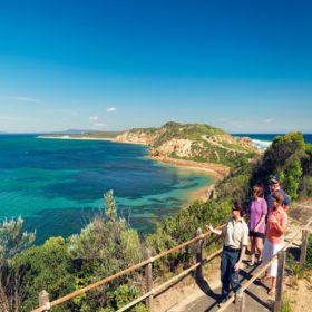 Mornington Peninsula Day Trip - Choose between standard or visit the Hot Springs!