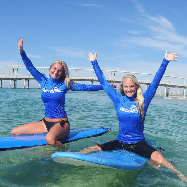2 Day Surf and Sun Bake package! - 2 nights plus 2 hours Surf lesson and Beach time!