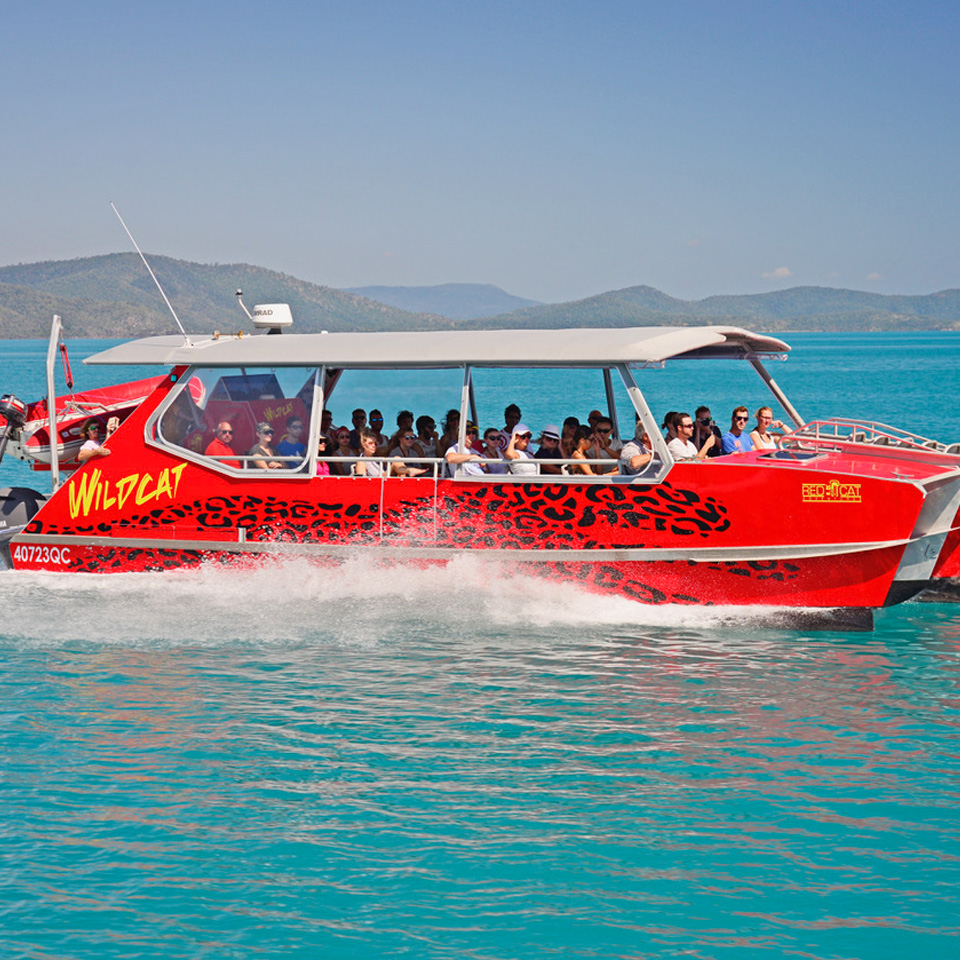 Ride to Paradise Whitsundays
