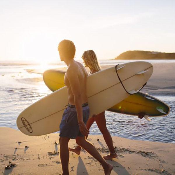 east coast tours top surfs spots