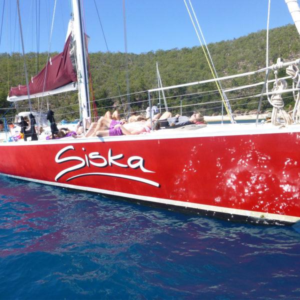 Siska Sailing Whitsundays