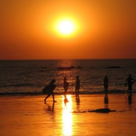Broome Sunset Cable Beach