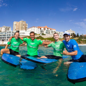 2 Hour Surf Lesson at Bondi Beach